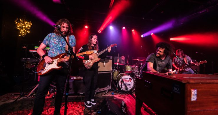 Big something, andy frasco, the un, royal rumble 2020, tour, billy strings, basement east