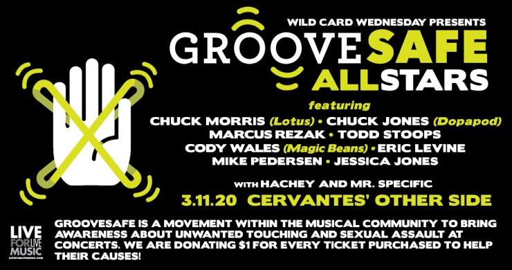 GrooveSafe, GrooveSafe Allstars, GrooveSafe Denver