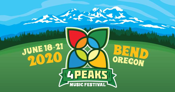 4 peaks, music festival, 2020, lineup, announcement, grace potter, jj grey and mofro, lettuce, keller williams grateful grass, horshoes and hand grenades, dustbowl revival, aqueous