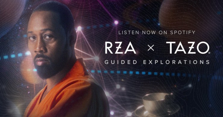 RZA guided explorations, new EP, Tazo, listen