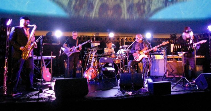 dead in the dome, wisdome.la, grateful dead, infrared roses, album, bob bralove, tom constanten, steve kimock, george porter jr., papa mali, wally ingram, azar lawerence, live