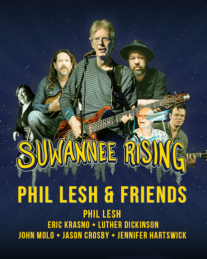Suwannee Rising Phil Lesh