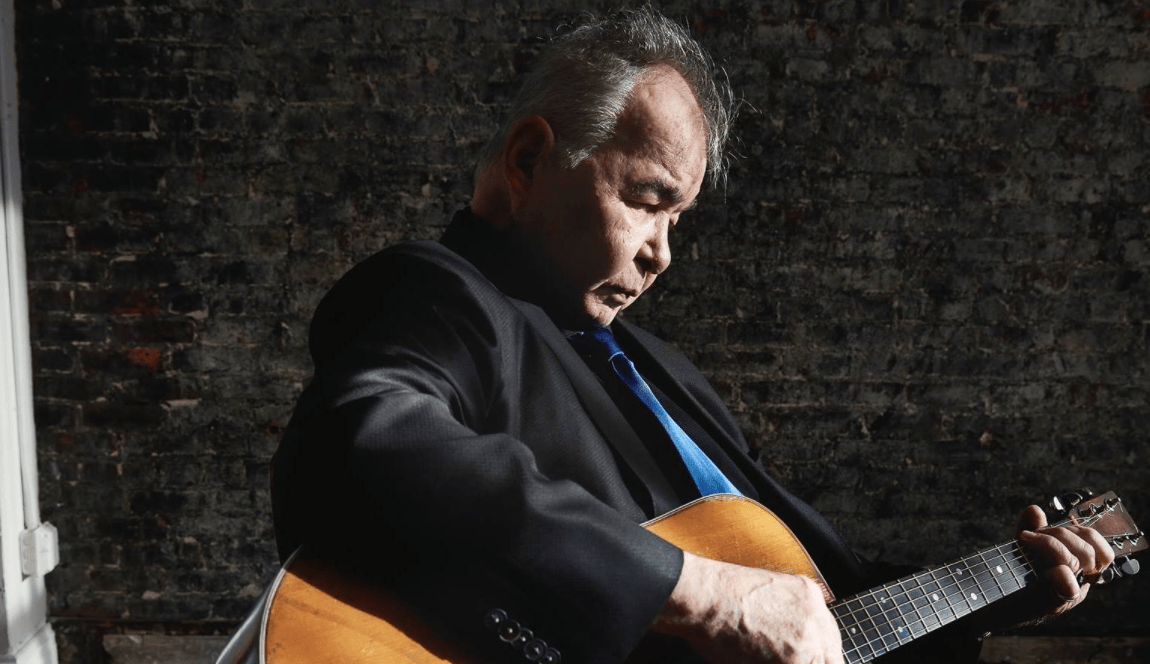 Country artist John Prine hospitalized with COVID-19