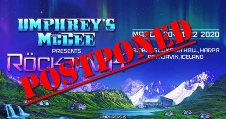 Umphreys mcgee iceland, umphrey's mcgee rockjavic, umphrey's mcgee iceland postponed, covid-19 cancellations, coronavirus cancellations, coronavirus mass gatherings, mass gathering ban coronavirus, concert ban coronavirus, concert canceled due to coronavirus, coronavirus concerts, coronavirus music festivals