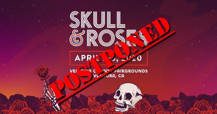 Skull & Roses, Skull Roses postponed, Skull & Roses postponed, Billy & The Kids, Ventura County Fairgrounds, coronavirus, COVID-19