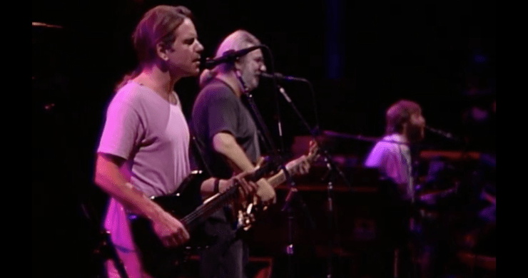 Grateful Dead, Uncle John's Band, All The Years Live, Grateful Dead Uncle Johns Band, Grateful Dead Uncle John's Band, Grateful Dead All The Years Live, Grateful Dead Alpine Valley, Grateful Dead 7/17/1989, Grateful Dead Downhill From Here