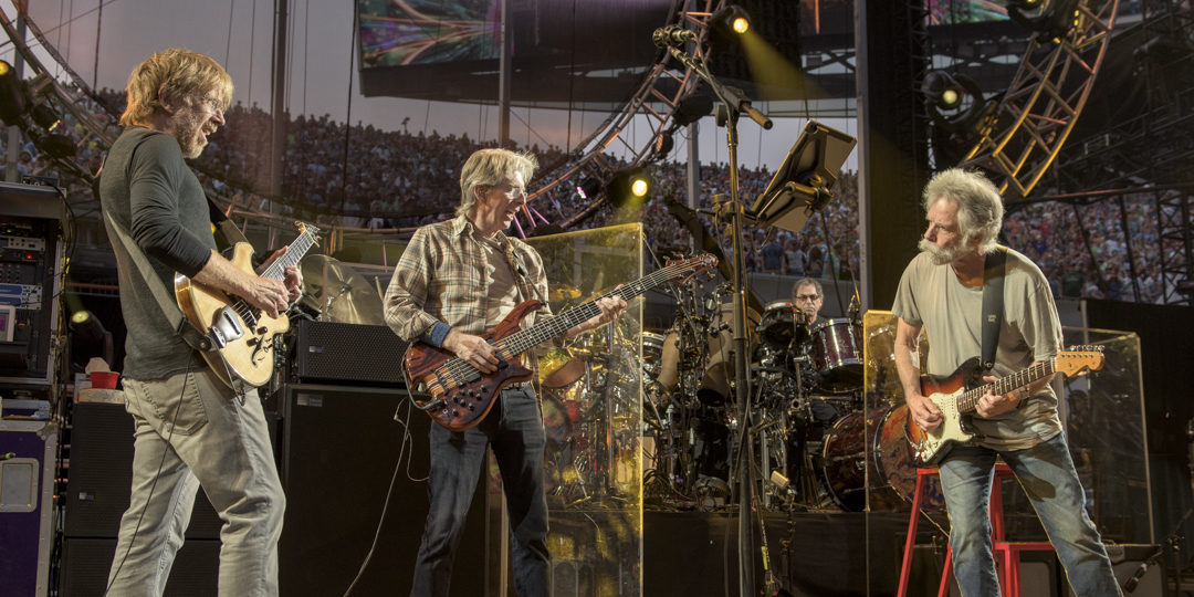 All Three Grateful Dead 'Fare Thee Well' Chicago Shows To Be Streamed On July 5th
