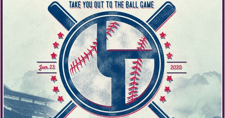 The Disco Biscuits, The Disco Biscuits Take You Out To The Ball Game, The Disco Biscuits Act 1, Marc Brownstein, Marc Brownstein eye, Star Kitchen, You got i i got you virtual tour, Citizens Bank Park, Plus 1 For Black Lives, Philadelphia Phillies, the disco biscuits stream