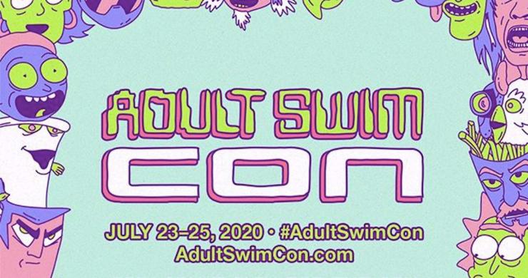 adult swim con, adult swim festival, adult swim flying lotus, adult swim music
