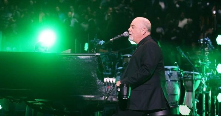 Billy Joel madison square garden, billy joel live, billy joel msg, billy joel, madison square garden, new york city