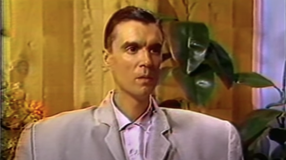 David Byrne apologises for wearing blackface in Stop Making Sense