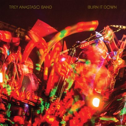 trey anastasio burn it down, trey anastasio band burn it down, tab burn it down