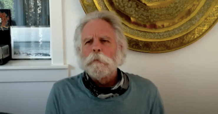 Bob Weir, Don Was Join Congressman Mike Thompson For Virtual Event Promoting 'Save Our Stages' [Video]