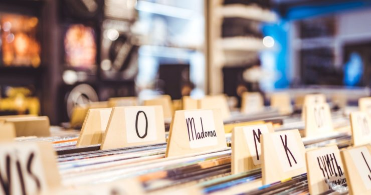 ebay, ebay vinyl week, ebay vinyl obsession week, rsd drops, record store day, independent record stores, record stores