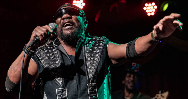 Reggae Legend Toots Hibbert has died