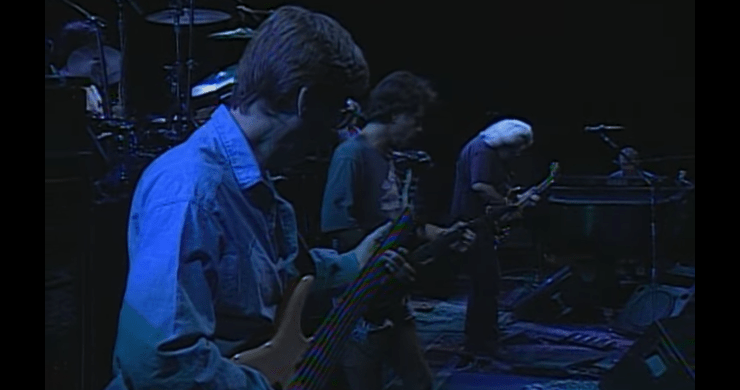 grateful dead, grateful dead playing in the band, playing in the band, buckeye lake, grateful dead buckeye lake, grateful dead 6/9/1991, grateful dead all the years live