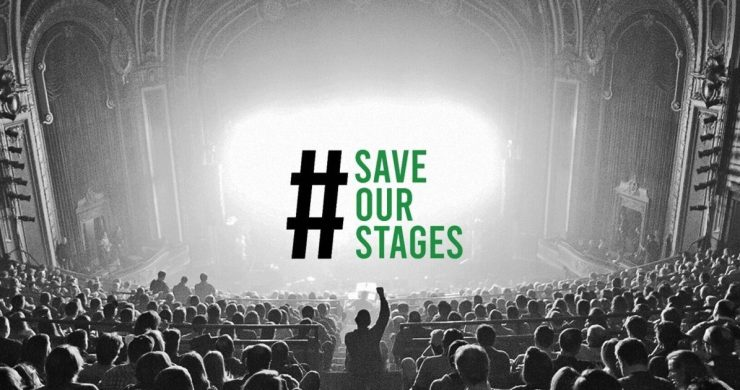 save our stages, save our stages act, niva, national independent venue association, heroes act, amy klobuchar, covid relief, PPP