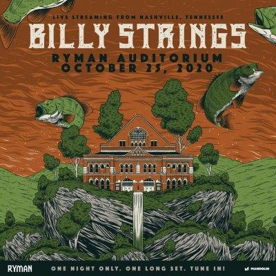 Billy Strings Ryman, Billy strings ryman livestream, billy strings