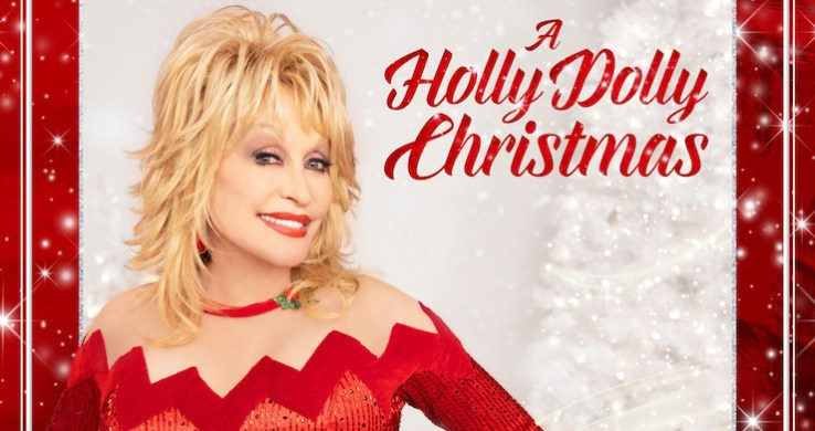 Dolly Parton Releases 'A Holly Dolly Christmas' Album Ft. Willie