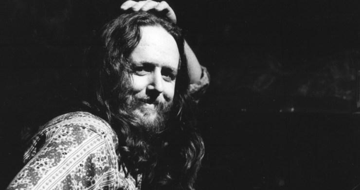 keith godchaux, grateful dead, grateful dead keyboard, keith godchaux first show, grateful dead 10/9/71