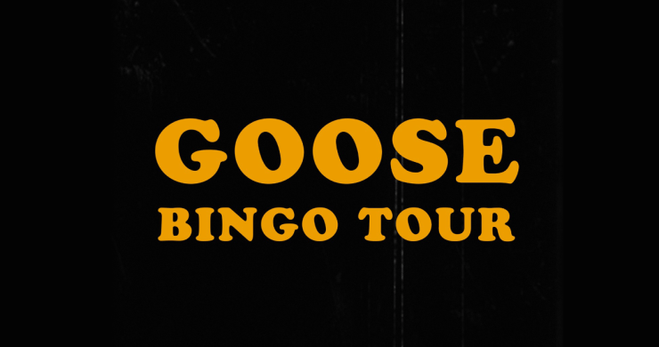 goose, goose movie, goose bingo tour, goose bingo tour the movie, bingo tour the movie