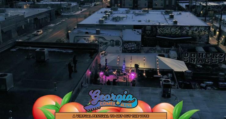 Big Gigantic, Big Gigantic Denver, Big Gigantic rooftop, Big Gigantic youtube, Big Gigantic live, Big Gigantic jams, Big Gigantic Georgia Comes Alive, Big Gigantic 2020, Big Gigantic music
