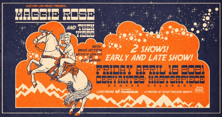 maggie rose, maggie rose music, maggie rose live, maggie rose denver, maggie rose cervantes, maggie rose them vibes, maggie rose tour dates