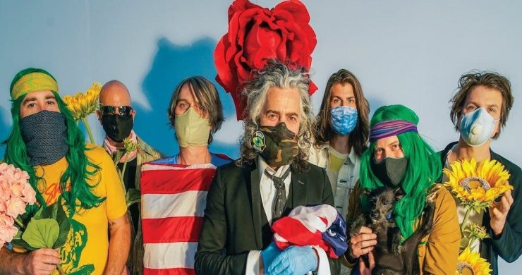 flaming lips, flaming lips world tour, flaming lips 2021 tour, flaming lips 2022 tour, flaming lips space bubble, wayne coyne, cbs this morning, flaming lips cbs this morning, wayne coyne cbs this morning