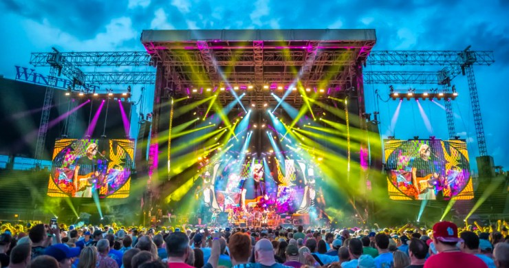 dead company, dead company tour, dead and company, dead and company webcasts, dead company tour livestreams, how to stream dead and company