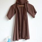 Diy Jedi Robe For Kids Perfect Star Wars Costume