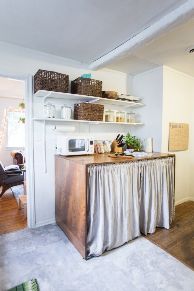 Diy Washer Dryer Surround Countertop Live Free Creative Co