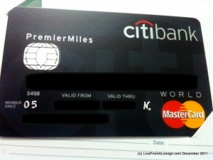 The Chip Card!