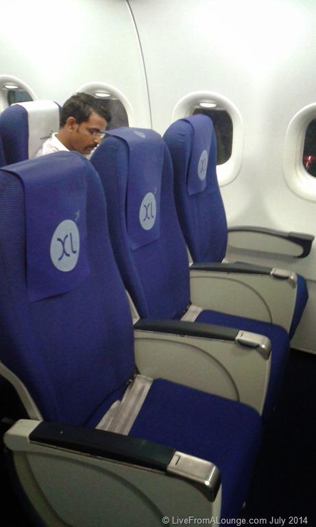 Flight Review 6e 207 Mumbai Jaipur Indigo Economy