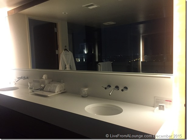 Andaz West Hollywood Penthouse Suite Bathroom