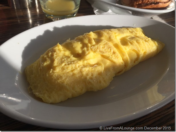 Andaz West Hollywood Riot House Restaurant Eggs to order