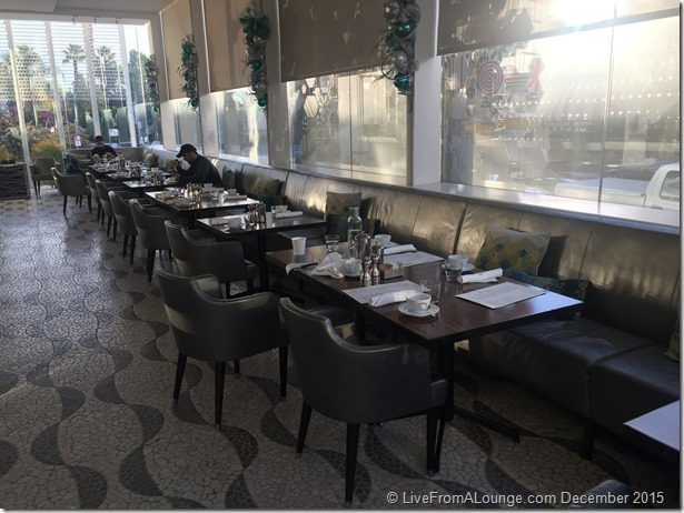 Andaz West Hollywood Riot House Restaurant
