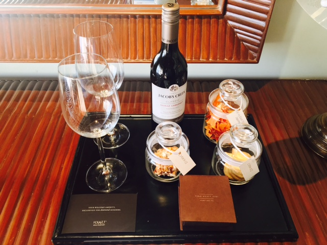 Hyatt_ Goa Welcome Amenity