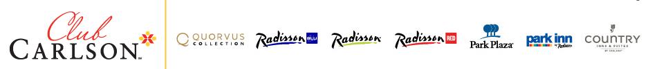 Club Carlson Brands