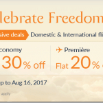 Jet Airways Discount