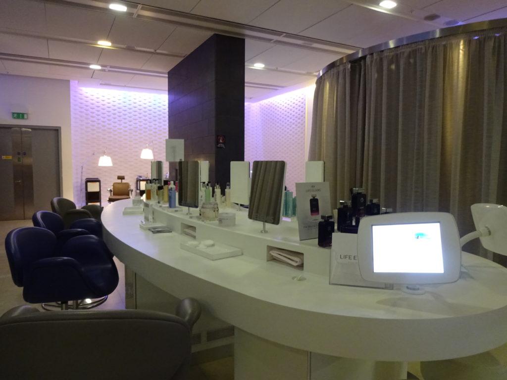 British Airways Elemis Spa Salon
