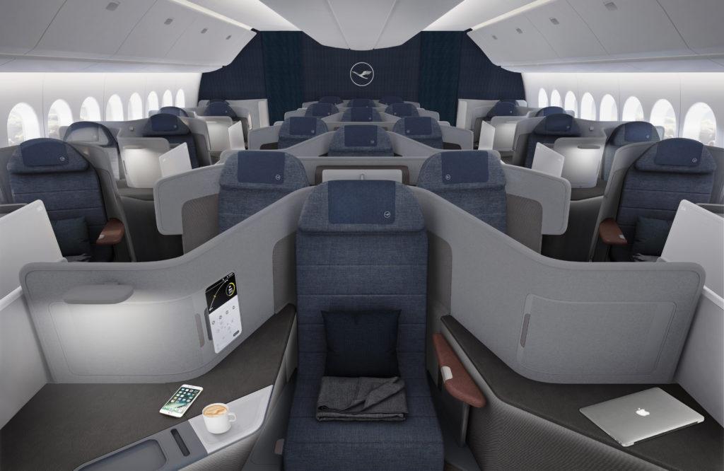 Lufthansa Business Class 777-9