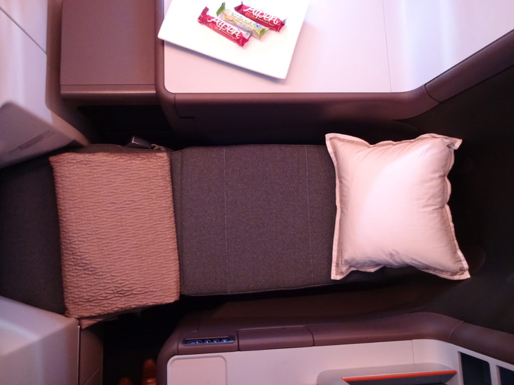 FlyDubai Boeing 737 Max Business Class