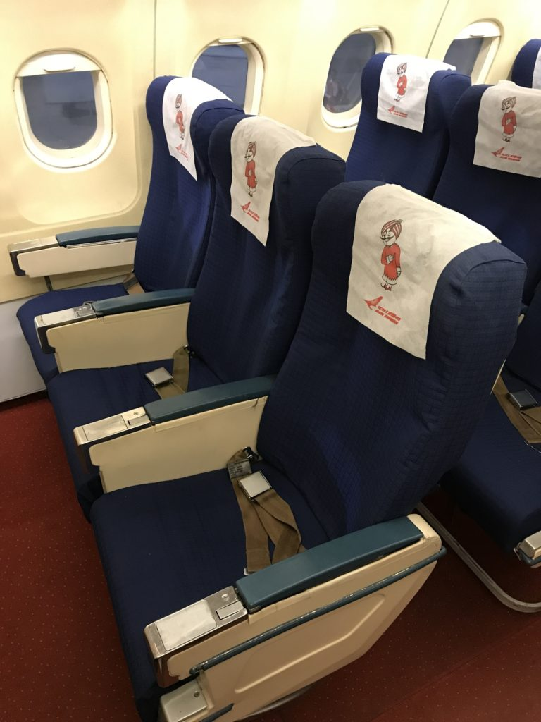 Air India Business Class A320