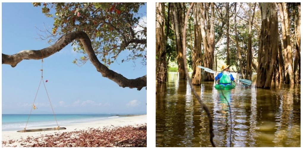 Indian Luxury Hotels: Taj Andamans