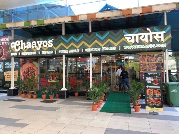Chaayos T1 Terminal Mumbai Airport