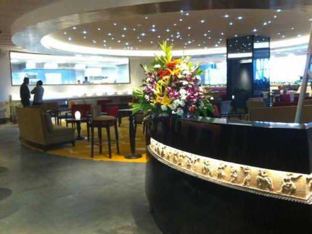 Best airport lounges in India on credit cards