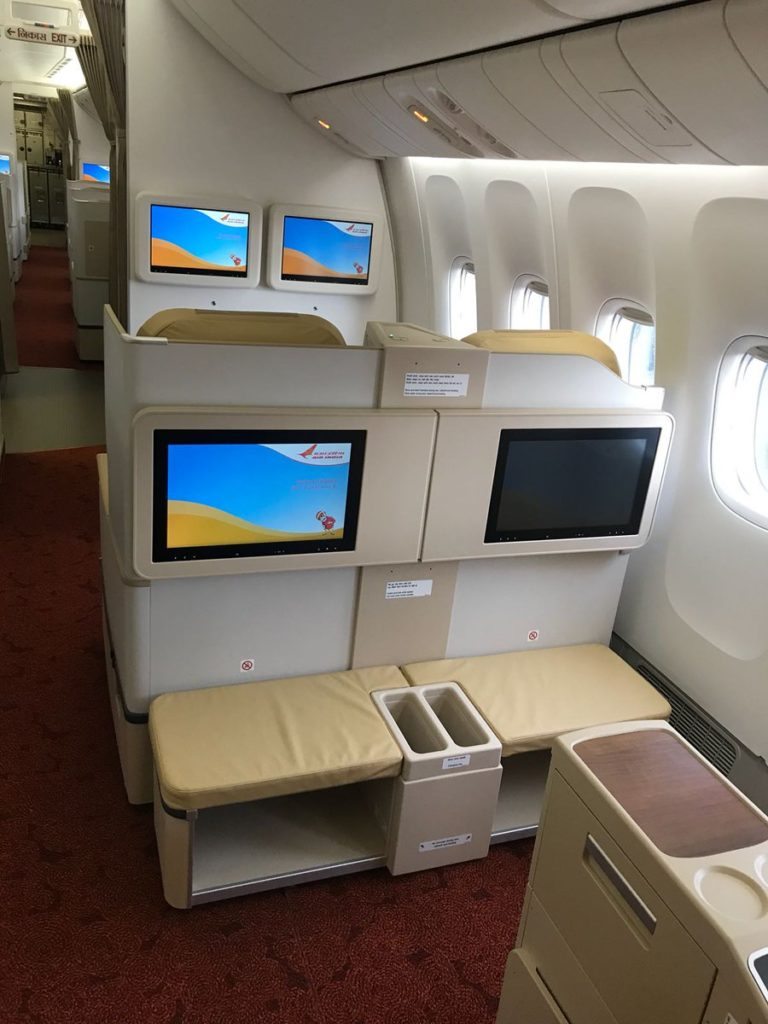 Air India Business Class