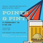 Points & Pints Singapore 2018