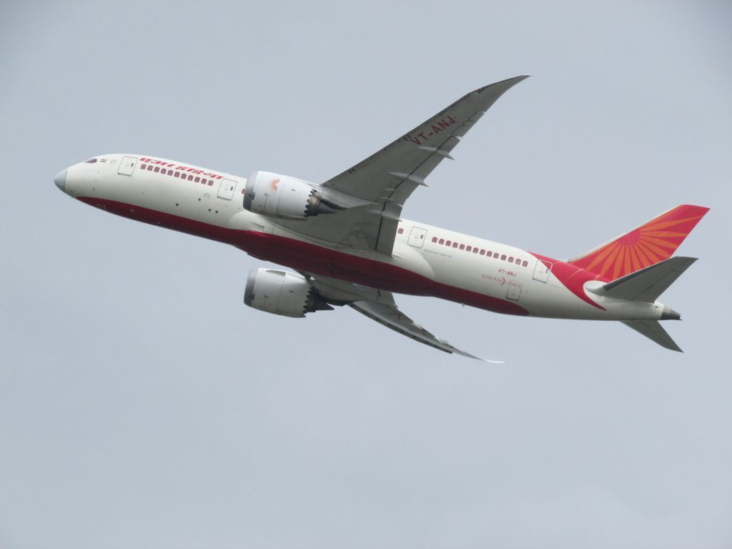 Air India Flights to Tel Aviv