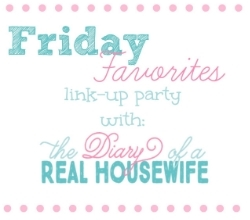 Friday Favorites blog party